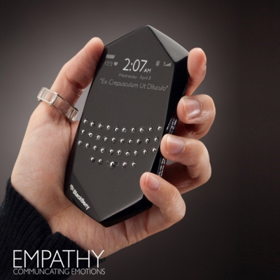 Концепт смартфона «BlackBerry Empathy»