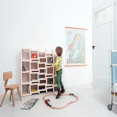 Стеллаж «REK Bookcase Junior»